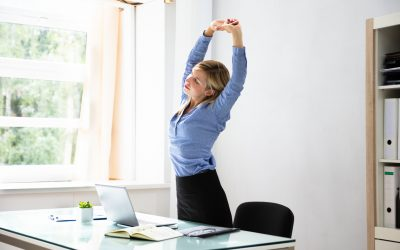 10 Tips to Combat the Effects of Sitting