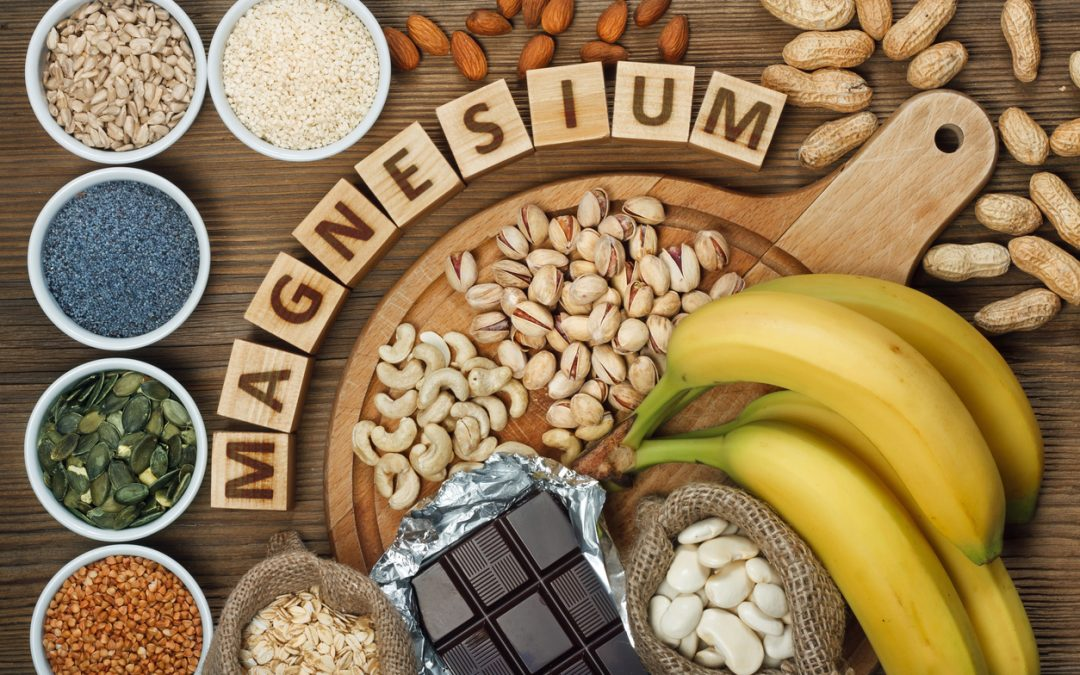 A Favorite Supplement: Magnesium