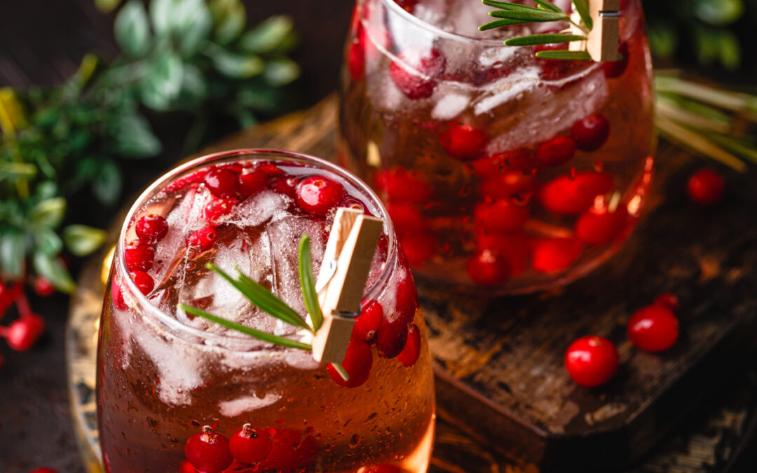 4 Festive Non-Alcoholic Beverages